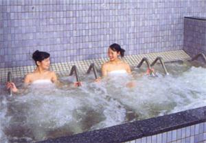 浮き風呂&うつぶせ風呂